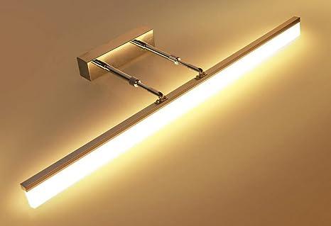 Bad spiegel licht led licht lampe spiegel vorne lampe skalierbare