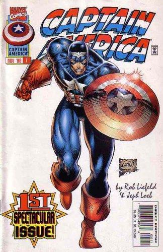 (Captain America #1 Nov 1996)