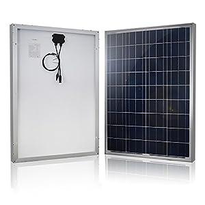 510 w7dP7kL. SS300  - HQST 100 Watt 12 Volt Polycrystalline Solar Panel …