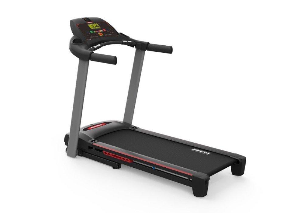 Johnson Laufband 6.1 T Running Gym Schwarz