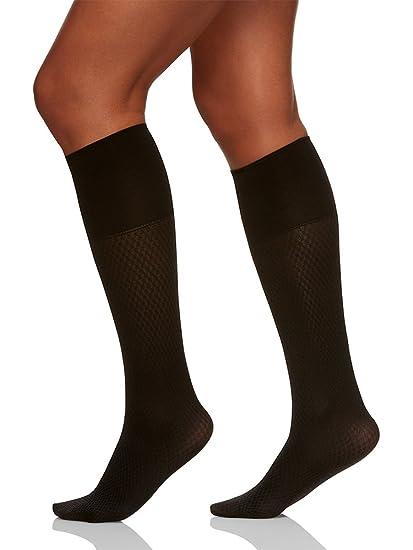 ceb112207 Berkshire Women s Comfy Cuff Links Trouser Socks at Amazon Women s Clothing  store