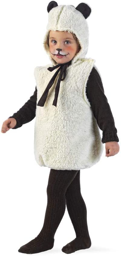 Limit Sport MB671 - Disfraz de oveja para niña (talla 86): Amazon ...