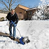 Great and Easy to use 13-Inch 10-Amp Electric Snow Shovel