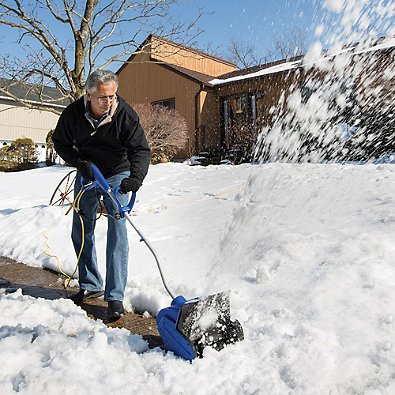 Great and Easy to use 13-Inch 10-Amp Electric Snow Shovel by Great and Easy