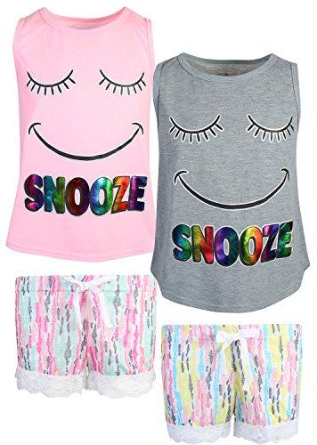 dELiAs 2 Pack Girls Pajama Sleepwear product image