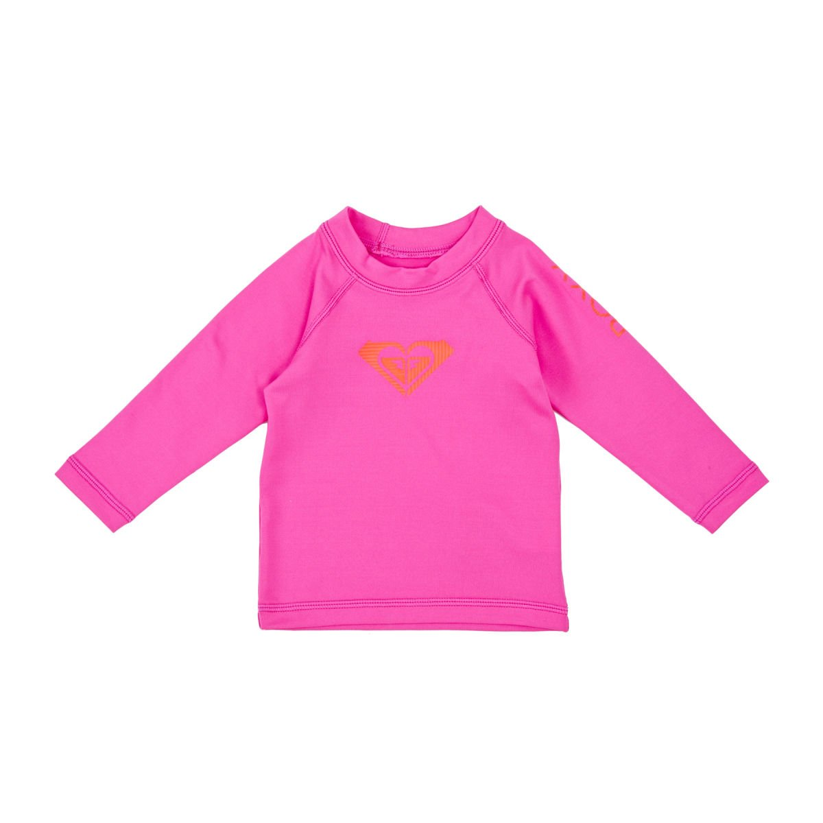 Roxy Baby-Girls Roxy Roxy Love Long Sleeve - Rashguard For Baby Arnwr03001 Paradise Pink 6M model