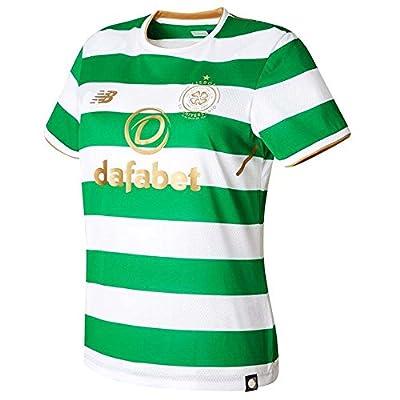 New Balance Celtic Home Ladies Football Soccer Jersey 2017-2018 (XL)