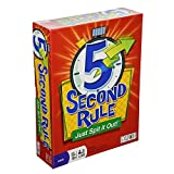 VKOPA Board Game 5 Second Rule - Just Spit it Out Five Second Rule English ...