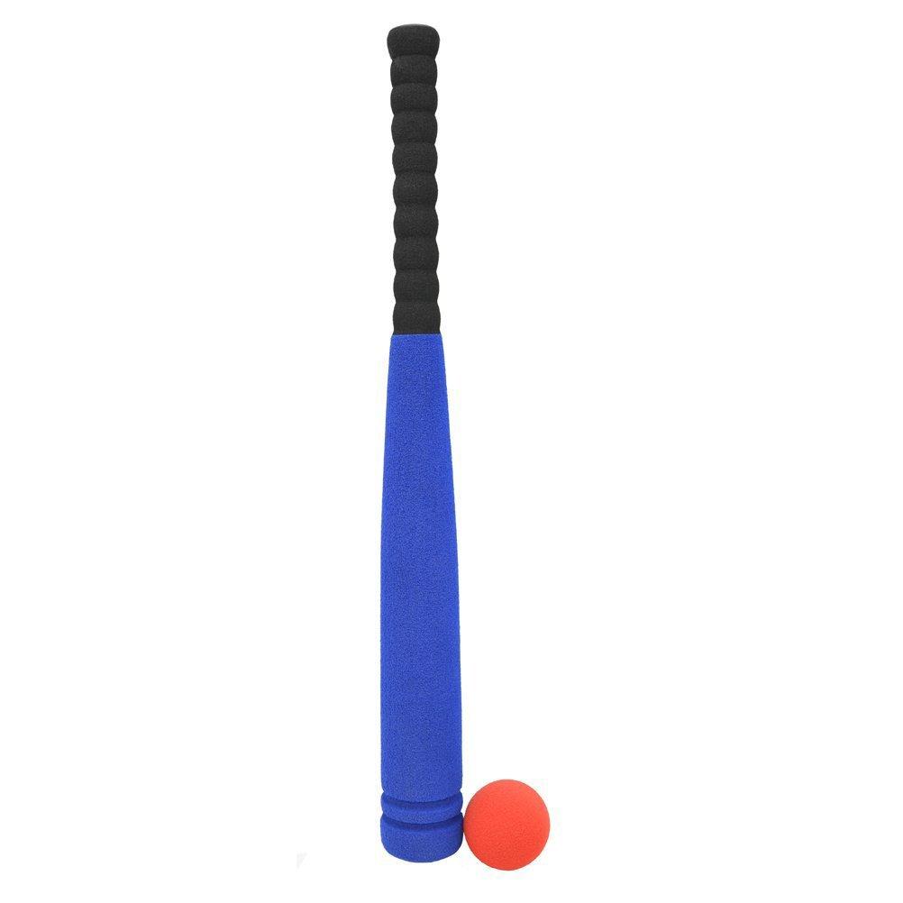 Bleu WINOMO Batte de Baseball Mousse s/ûr avec Baseball Set de Jouets pour Enfants de 3//à 5/Ans Vieux