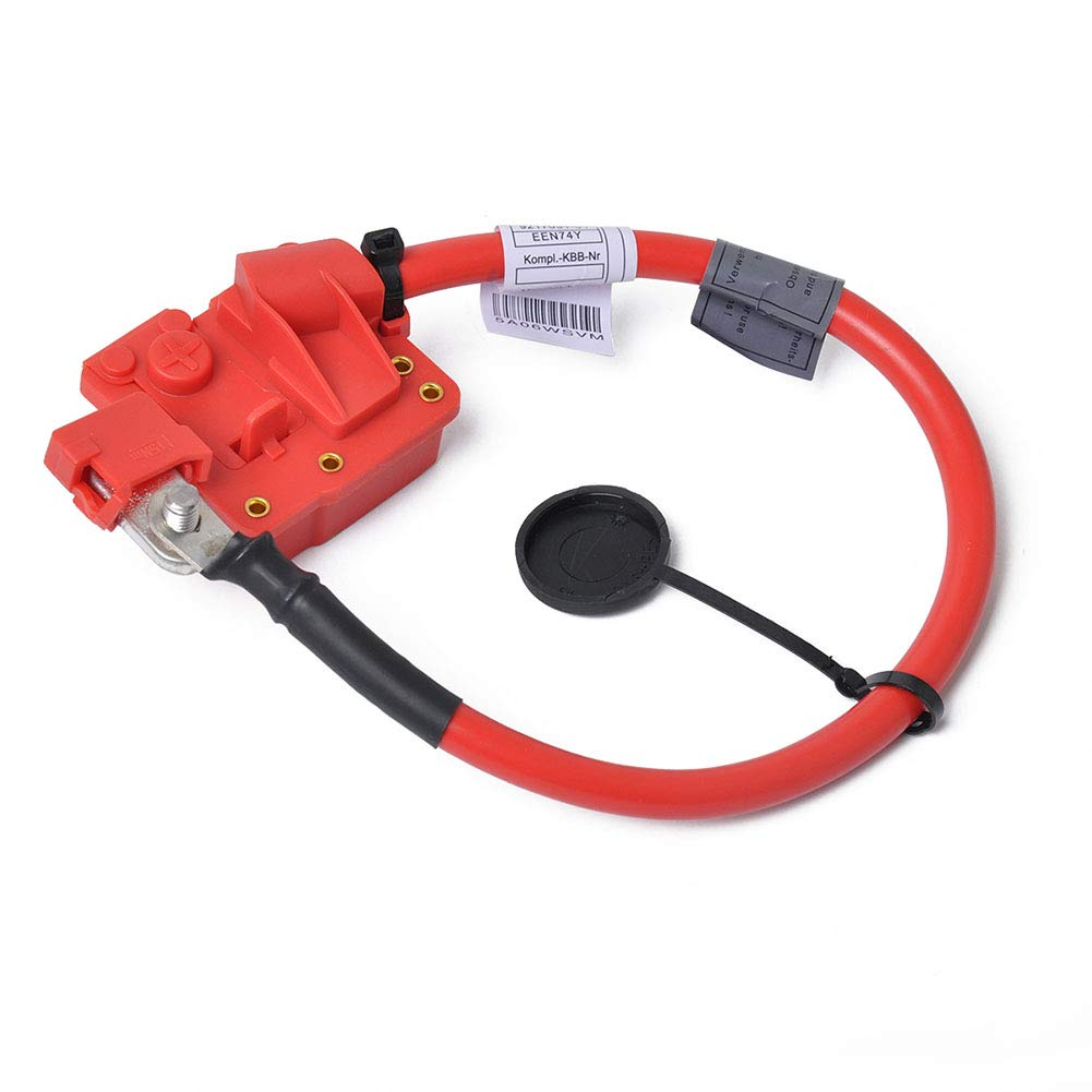 ROWEQPP Positive Battery Cable Lead Replacement for BMW E90 E91 E92 3 Series SRS 61129217031 by ROWEQPP