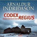 Codex Regius   Arnaldur Indriðason