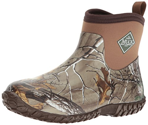 Muck Boot Men's Muckster II Ankle Work Shoe, Realtree, 11 US/11-11.5 M US