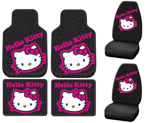 rubber car mats hot pink - 8