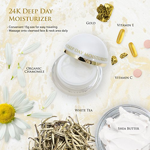 Orogold 24K Gold Deep Day Moisturizer Cream