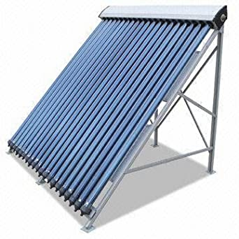 12 Tube Split Solar Water Heater Collector
