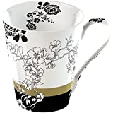 Creative Tops V&A Brocade Fine Bone China Mug in Gift Box