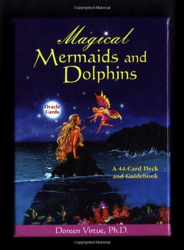 Magical Mermaid and Dolphin Cards: A 44-Card Deck and Guidebook by Doreen Virtue (May 1 2003) (Magical Mermaids And Dolphins Cards Doreen Virtue)