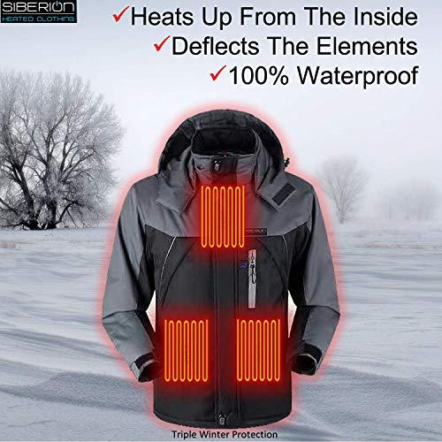 Buy winter coats for sub zero temperatures