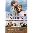 Conflict of Interest (The Walker Five Book 1)