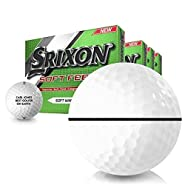 Srixon Soft Feel AlignXL Personalized Golf Balls - Buy 3 DZ Get 1 DZ Free