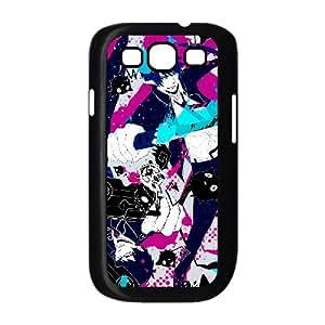 Generic for Samsung Galaxy S3 9300 Cell Phone Case Black Blue Exorcist Custom HHGKAOJFD4210