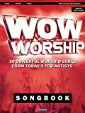 WOW Worship Red Songbook: 30 Powerful Worship Songs from Today's Top Artists