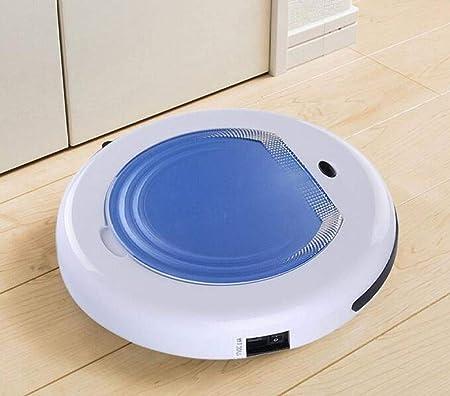 WANGXIAO Robot Aspirador,Robot Inteligente De Limpieza De Barrido ...