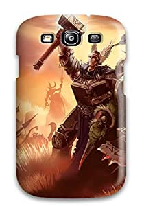 1855083K18491813 Fashionable Galaxy S3 Case Cover For World Of Warcraft Protective Case