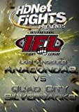 The IFL: Los Angeles Anacondas vs. Quad City Silverbacks by The IFL