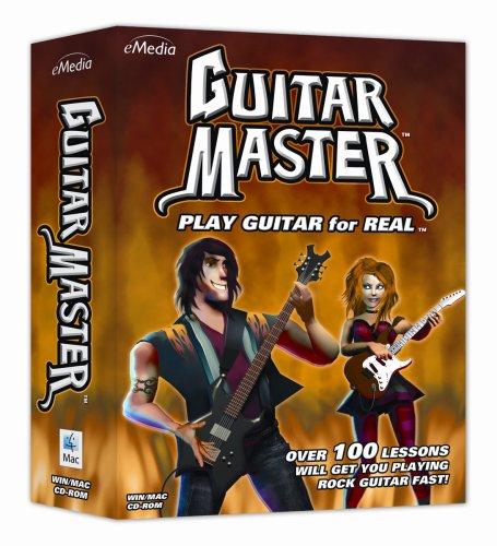 eMedia Guitar Master (PC/Mac)