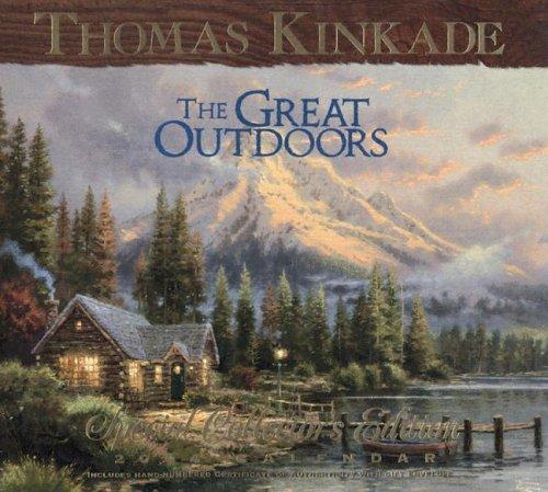 (Thomas Kinkade Special Collectors Edition 2004 Calander )