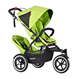phil&teds Sport Buggy with Double Kit in Apple