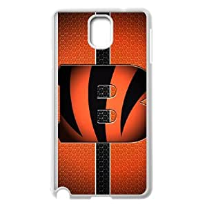 Cincinnati Bengals Samsung Galaxy Note 3 Cell Phone Case White DIY gift zhm004_8703422