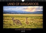 Land of Kangaroos 2018: A Journey Through Paradise Australia (Calvendo Nature)