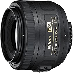 Nikon Af-s Dx Nikkor 35mm F1.8g Lens With Auto Focus For Nikon Dslr Cameras
