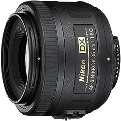 Nikon Af-s Dx Nikkor 35mm F1.8g Lens With Auto Focus For Nikon Dslr Cameras
