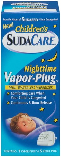 sudacare-children-nighttime-vapor-plug-mini-waterless-vaporizer-1-vapor-plug-5-refill-pads-pack-of-3