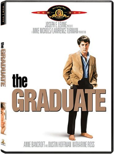 DVD : The Graduate (Standard Screen)