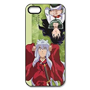 Custom Inuyasha For SamSung Galaxy S4 Mini Phone Case Cover WIP-3050