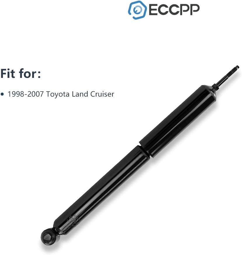 ECCPP Shocks Struts Front Rear Shock Strut Absorbers Kits Compatible with 1998 1999 2000 2001 2002 2003 2004 2005 2006 2007 Toyota Land Cruiser 345022 37183 345023 37184 809003-5211-1418051371