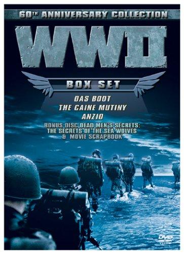ww-ii-60th-anniversary-collection-das-boot-anzio-caine-mutiny-dead-mens-secrets-includes-collectible