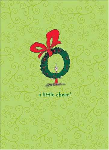 3537 - Seuss & Wreath Boxed Holiday Cards]()