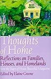Thoughts of Home, Elaine Greene, 0688169880