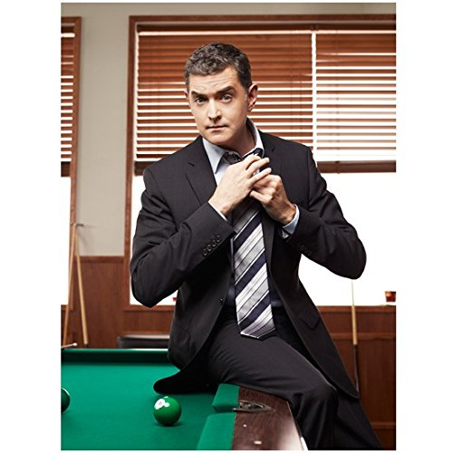 Weapon Starship Troopers (Psych Promo Timothy Omundson As Carlton Lassiter Adjusting Tie On Pool Table 8 x 10 Inch Photo)