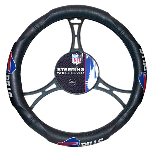 - Officially Licensed NFL Steering Wheel