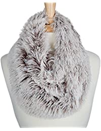 New! Chic Infinity Loop Circle Thick Scarf for Women, Perfect for Chilly Weather | SPUNKYsoul Collection