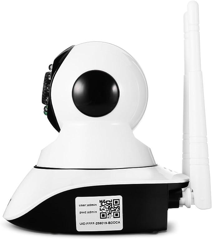 ESCAM G02 720p P2P WiFi IP cámara visión nocturnafunción de
