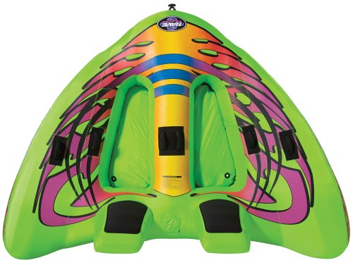 RAVE Sports Mambo Duo Inflatable Towable -