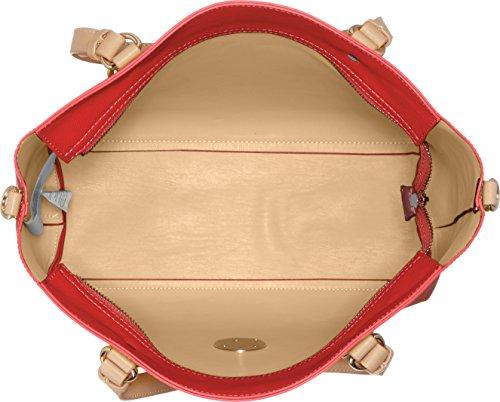 Trussardi 75bp0053, Borsa a spalla Donna 40x29x17 cm (W x H x L) Rosso