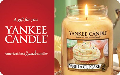 Extra $10 off promotional code for Yankee Candle Gift Cards at Amazon.com